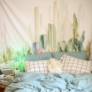 Cactus Tapestry Image 1